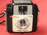 Kodak Eastman: Brownie Starlet (USA) camera