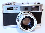 Minolta: Hi-matic 11 camera
