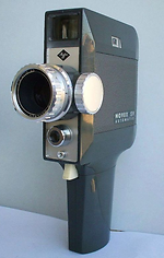 Agfa Berlin: Movex SV Automatic camera