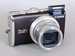canon: power shot SX200IS camera