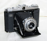 Zeiss Ikon: Nettar 517/16 camera