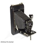 Kodak Eastman: Folding Pocket No.1A camera
