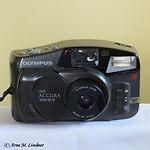 Olympus: Infinity Accura Zoom XB 70 camera