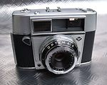 AGFA: Optima II camera