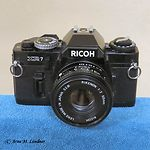 Ricoh: Ricoh XR-7 camera