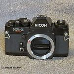 Ricoh: Ricoh KR-5 Super (A-50/XR-5/CR-5) camera