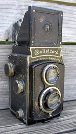 Rollei: Rolleicord I camera