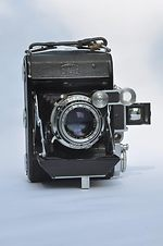 Zeiss Ikon: Super Ikonta (A) 531 camera