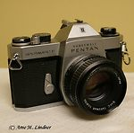 Asahi: Honeywell Pentax Spotmatic F (SP-F) camera