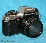 Asahi: Pentax Program Plus camera