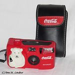 Ansco: Ansco: Coca-Cola Polar Bear camera