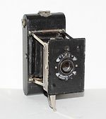 Ansco: Vest Pocket No.0 camera