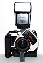 Canon: Canon AE-1 program camera