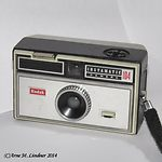 Kodak Eastman: Instamatic 104 camera