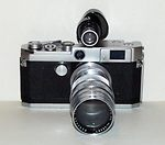 Canon: Canon L1 chrome camera