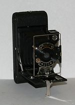 Houghton: Ensign All Distance Pocket No.1 (black) camera