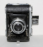 Houghton: Ensign Selfix 16-20 model II camera