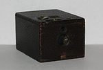 Kodak Eastman: Pocket Kodak Box camera