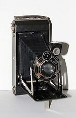 Kodak Eastman: Six-16 (UK) (black) camera