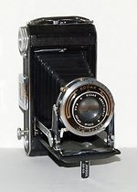 Kodak Eastman: Six-20 Model B camera