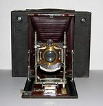 Kodak Eastman: Cartridge No.5 camera