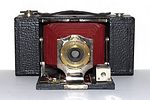 Kodak Eastman: Folding Brownie No.2 camera