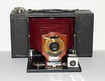 Kodak Eastman: Folding Brownie No.3 Model A camera