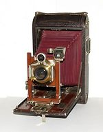 Kodak Eastman: Folding No.4A camera