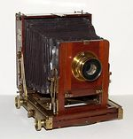 Thornton Pickard: Ruby camera