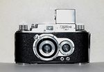 Tougodo: Toyocaflex 35 camera