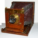 Watson & Sons: Field Camera camera