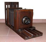 unknown companies: Wet-Plate camera camera