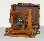 unknown companies: French chambre 9x12 camera