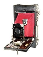 Kodak Eastman: Kodak No.4A Speed camera