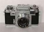 Zeiss Ikon: Contax IIIa camera
