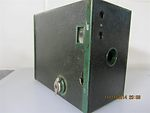 Kodak Eastman: Brownie 2A Model C Green camera