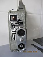 Meopta: Admira 16 A1 Electric camera