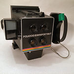 Polaroid: Mini Portrait 402 camera