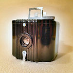 Kodak Eastman: Baby Brownie (Export) camera