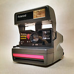 Polaroid: Polaroid 636 Talking camera