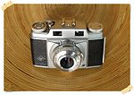 AGFA: Super Silette (1955) 1st model camera