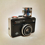 AGFA: Agfamatic 200 Sensor camera