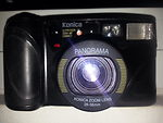 Konishiroku (Konica): Panorama Zoom camera