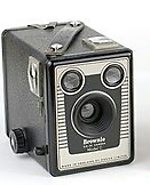 Kodak Eastman: Brownie Six-20 Camera Model C camera