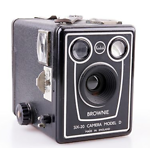 Kodak Eastman: Brownie Six-20 Camera Model D camera