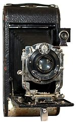 Ansco: Junior No.3A camera