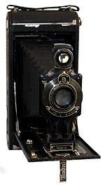 Kodak Eastman: Autographic Junior No.3A camera