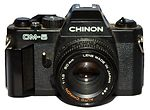 Chinon: Chinon CM-5 camera