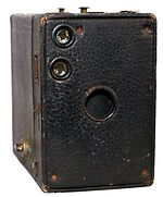 Kodak Eastman: Brownie No.2A Model B (US) camera