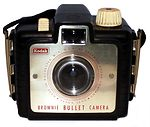 Kodak Eastman: Brownie Bullet camera